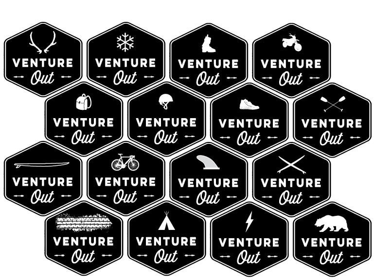 Venture Out Brand Identity